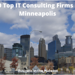 top it consulting firms in Minneapolis