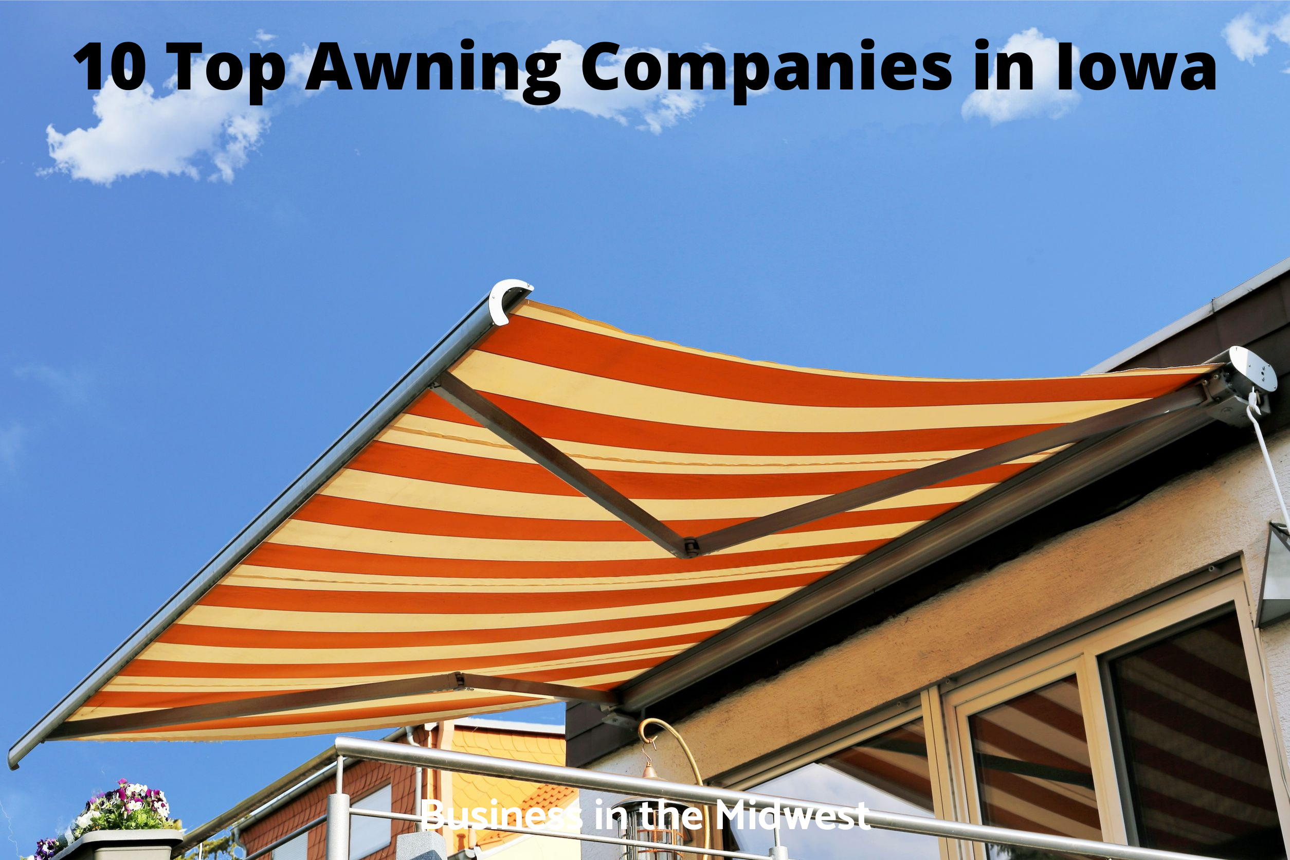 Awning Companies in Iowa