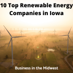 Renewable Energy Companies in Iowa