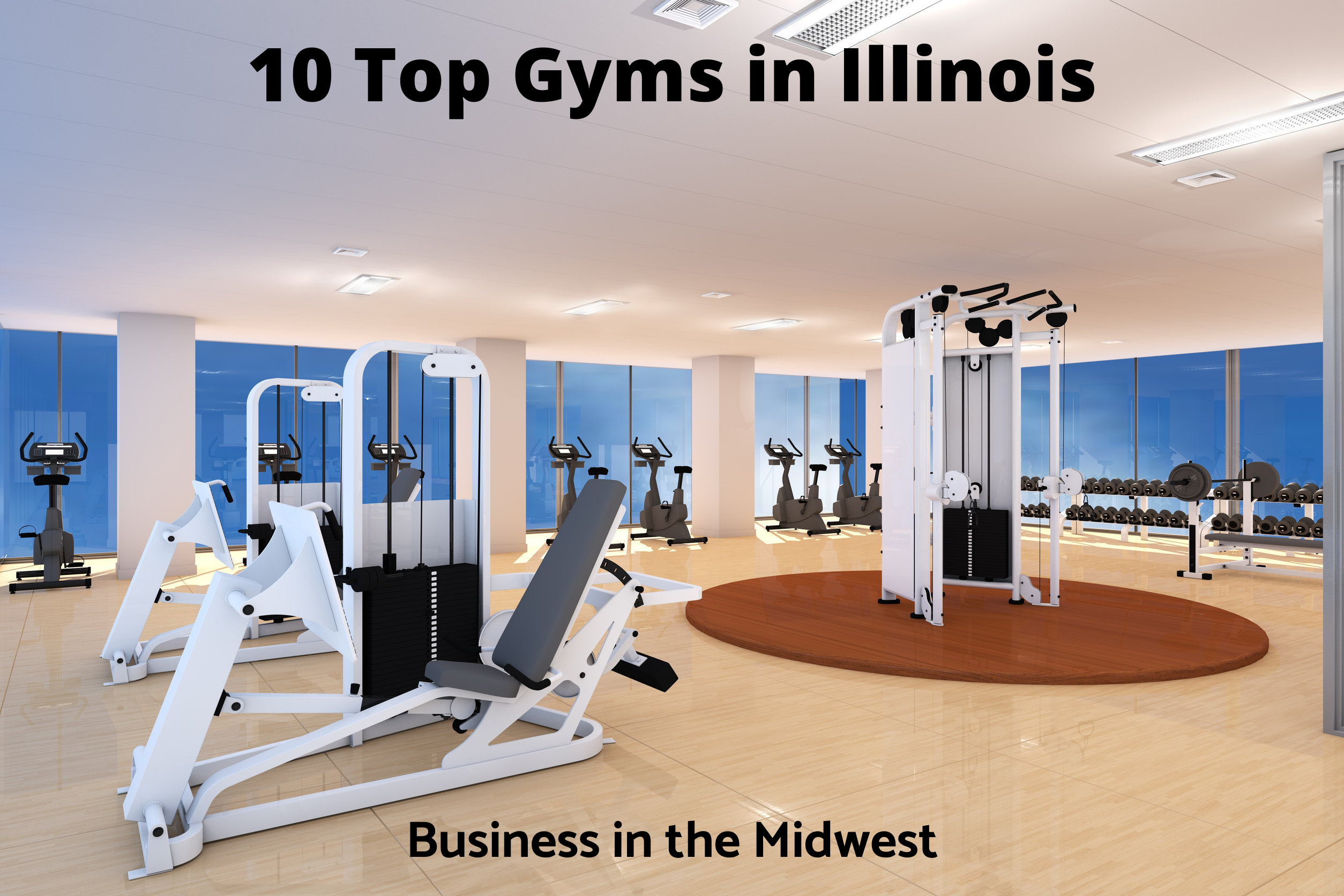 top gyms in Illinois