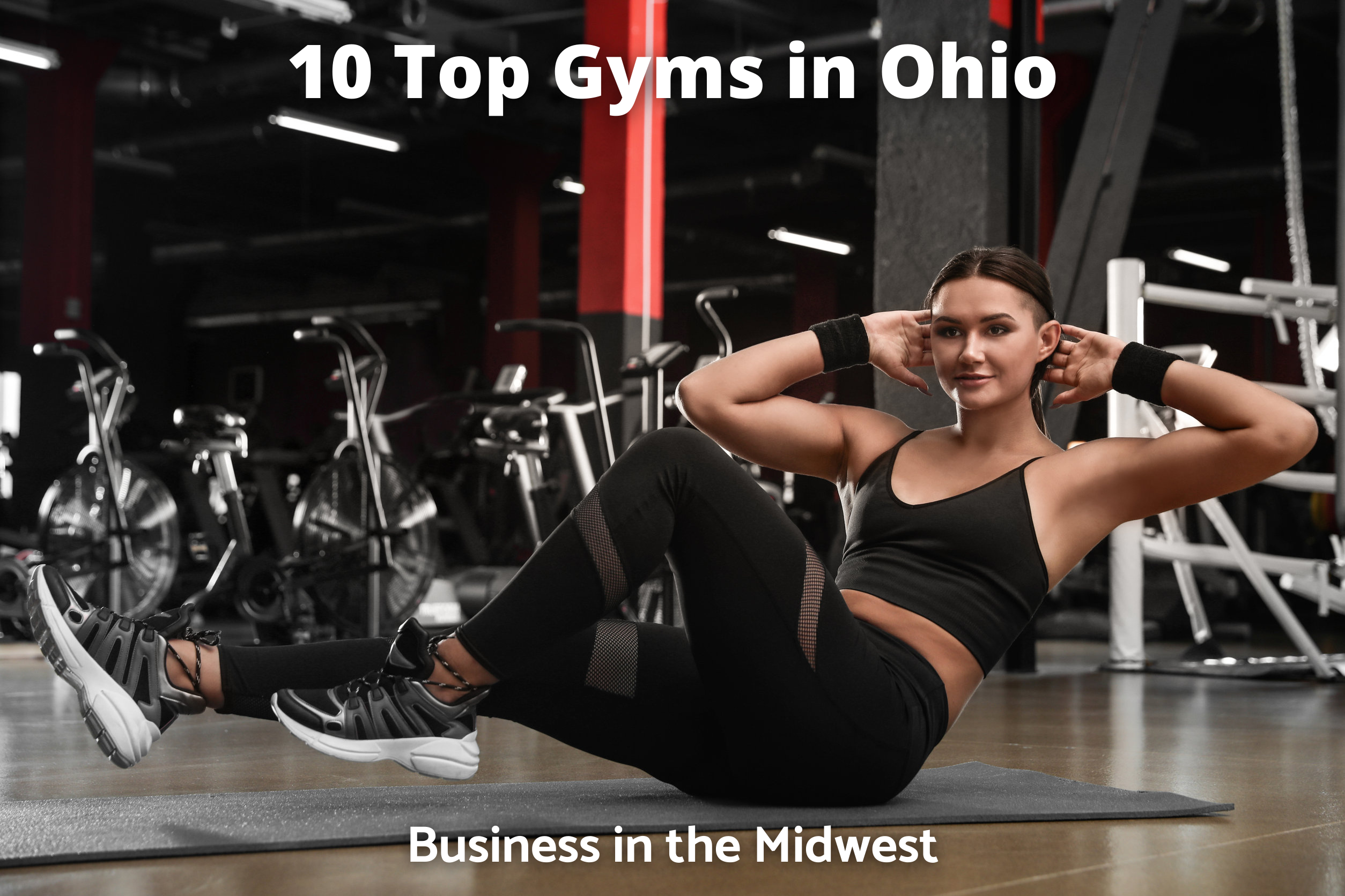 top gyms in Ohio