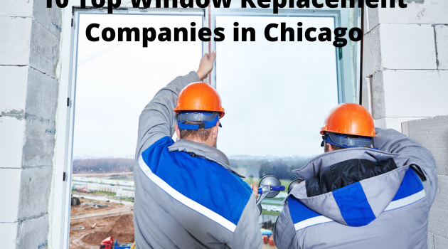window replacement companies in Chicago
